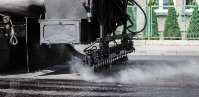 Kationowe emulsje asfaltowe
